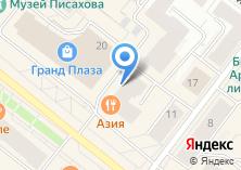Компания «Мульти-Спорт» на карте