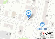 Компания «ВЕСТ Элеватор Север» на карте