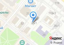 Компания «БАРК» на карте
