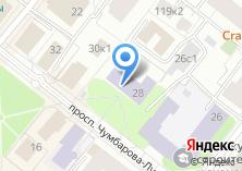 Компания «Избирательный участок №46» на карте
