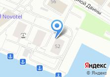 Компания «ALPHA» на карте
