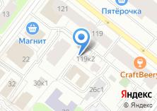 Компания «Центр пародонтологии и имплантации» на карте