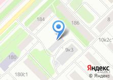 Компания «Автомойка на Ломоносова» на карте