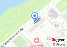 Компания «Октябрьская библиотека №2» на карте