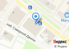 Компания «Нотариус Сергеева Н.Ю.» на карте