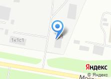 Компания «Метракс» на карте