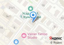 Компания «Бизнес Тайм» на карте