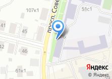 Компания «Архангельский морской кадетский корпус» на карте