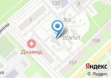 Компания «Фастер» на карте