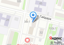 Компания «Гелиос» на карте