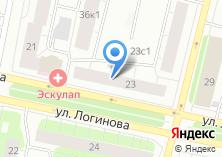 Компания «Антенный мир» на карте