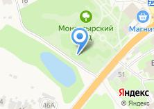Компания «Обелиск33» на карте