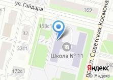Компания «Избирательный участок №68» на карте