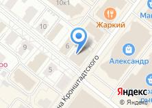 Компания «Женский каприз» на карте