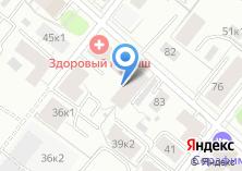 Компания «Лукрум» на карте