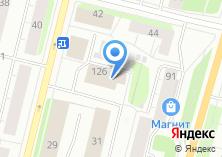 Компания «Гарант-Сервис» на карте