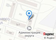 Компания «Администрация Маймаксанского территориального округа» на карте