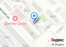 Компания «Авто Джин» на карте