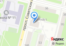 Компания «Элемент-Строй» на карте