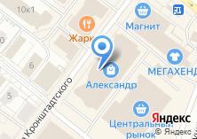 Компания «Melita» на карте