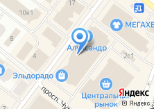 Компания «Robinzon» на карте