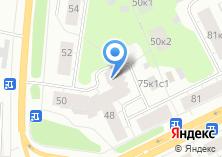 Компания «Почтовое отделение связи №46» на карте