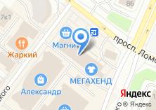 Компания «Витязь-Северодвинск» на карте