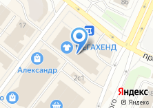 Компания «ПЕНСИОННЫЙ ЮРИСТ» на карте