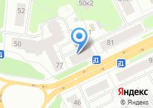Компания «А29» на карте