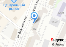 Компания «Пользователь-ПК» на карте