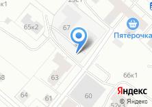 Компания «Единый лесопожарный центр Архангельской области» на карте
