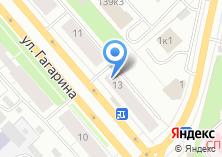 Компания «Пироговая» на карте