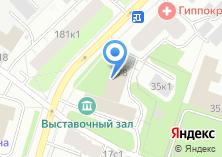 Компания «КИВ-125» на карте
