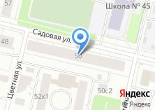 Компания «АРХГРУЗПЕРЕЕЗД» на карте