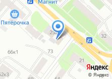 Компания «Двор-кафе» на карте