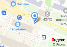 Компания «Кошелёк» на карте