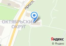Компания «Храм Всех Святых» на карте