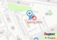 Компания «Carcade» на карте