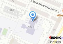 Компания «Начальная школа-детский сад №77» на карте