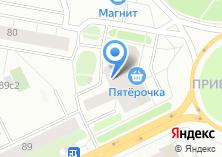 Компания «Аккорд29» на карте