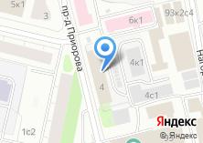 Компания «АрхПрофСтрой» на карте