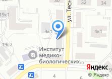 Компания «Центр медицины катастроф» на карте
