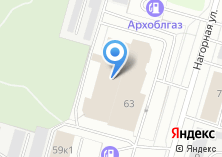 Компания «Ермак» на карте