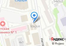 Компания «Меньшиков» на карте
