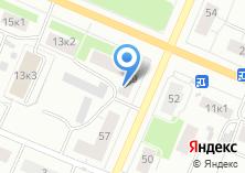 Компания «Магазин фанеры» на карте