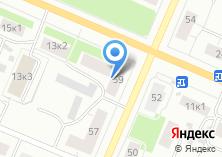 Компания «Олсэр» на карте