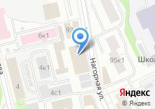 Компания «3G» на карте