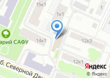 Компания «АвтоальянС-Север» на карте