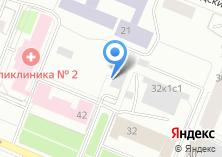 Компания «Макс» на карте