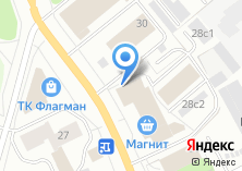 Компания «СтеклоТорг» на карте